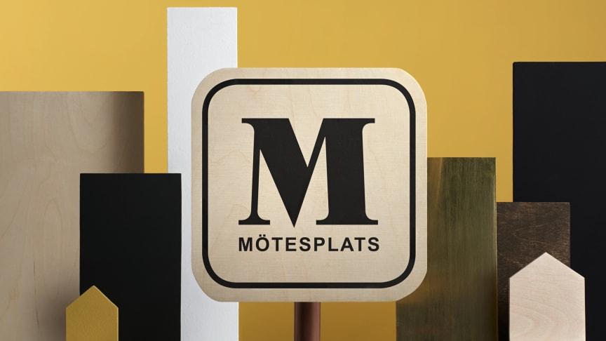 M-Mötesplatsen - nytt kunskapsforum för möten.