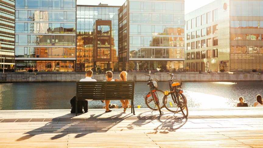 Årets rapport av Malmös arbete med gröna obligationer visar på positiva effekter i miljöarbetet