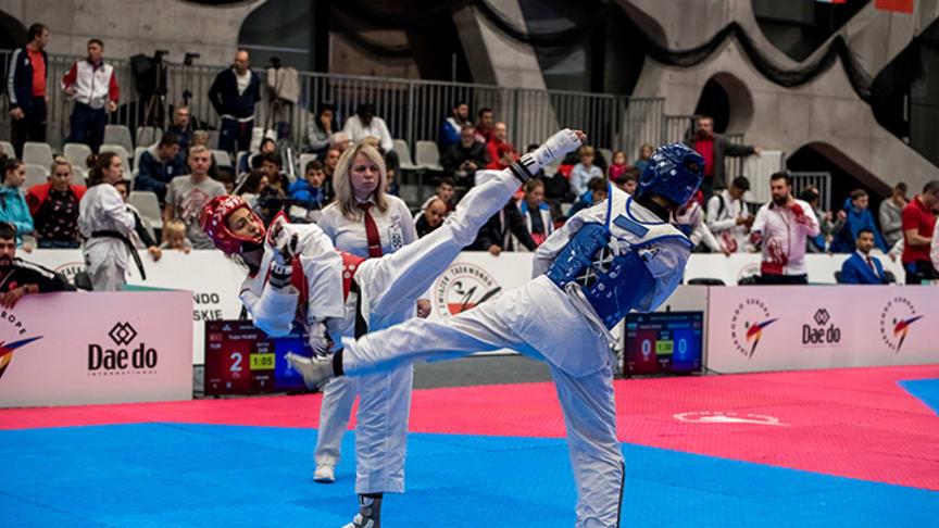 Foto: World Taekwondo Europe/Anna Granat