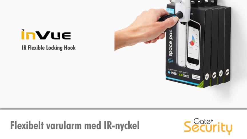 InVue IR Flexible Locking Hook
