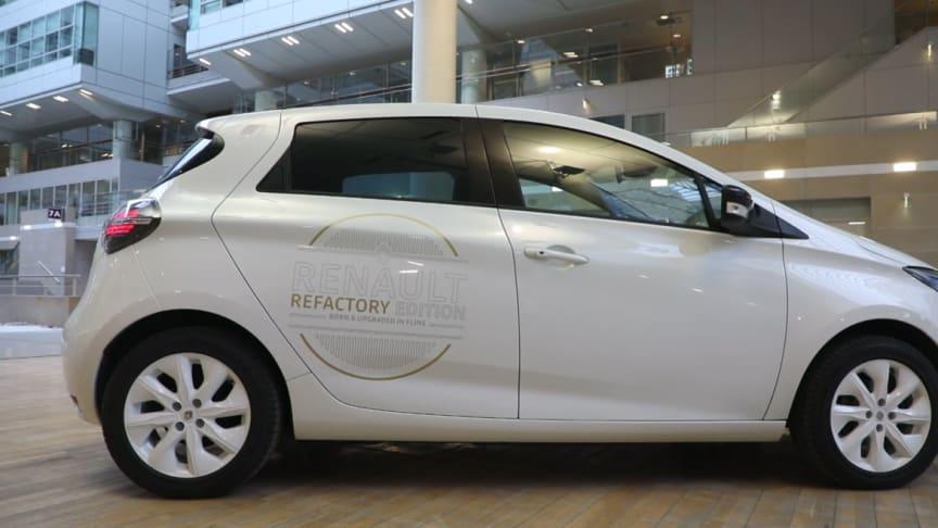 Renault Refactory Edition av ZOE