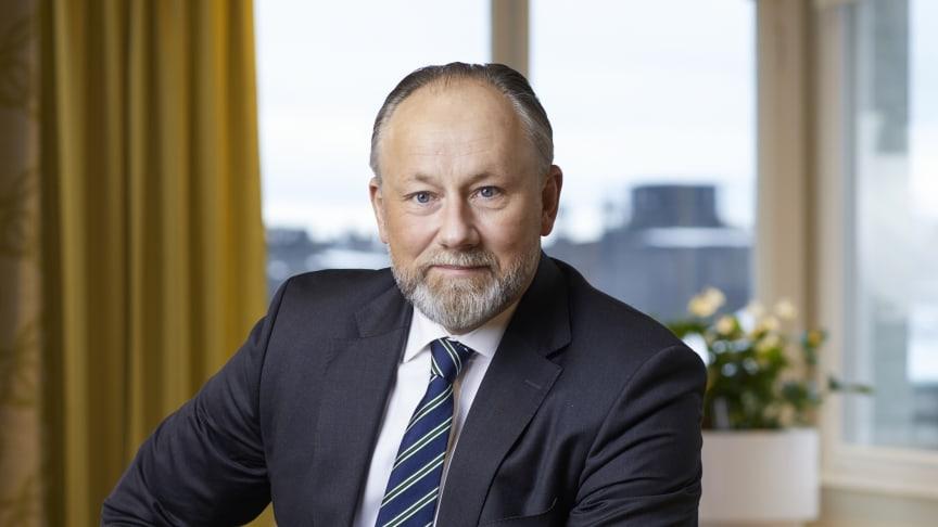 Jonas Siljhammar tar över ledningen av styrelsearbetet i Svensk Turism