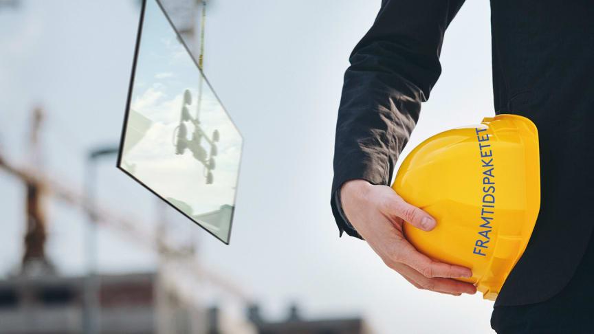 Nytt Glasmästeriavtal klart  – flexiblare arbetstider och löneökningar enligt industrins märke