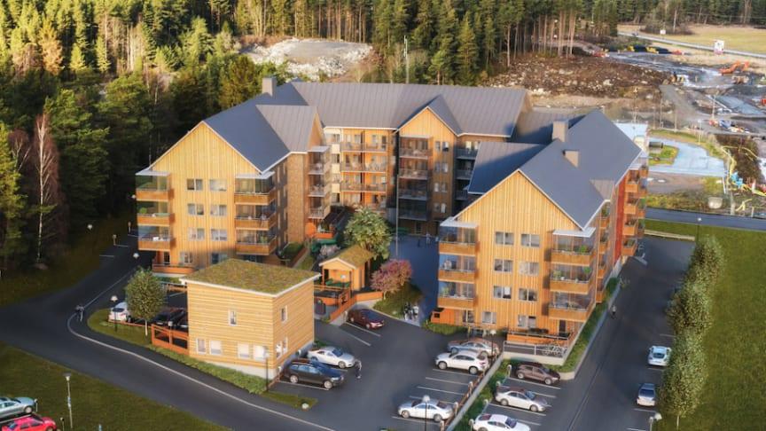 I två etapper uppför Riksbyggen sammanlagt 68 seniorbostäder i Sigtuna. Bonum är Riksbyggens koncept för seniorbostäder och vänder sig till hushåll där minst en person fyllt 55 år.