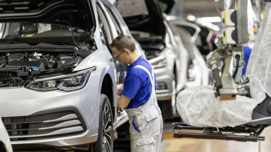 Volkswagen Personbiler og Erhvervsbiler lukker ned for produktionen fra torsdag den 19/3 på grund af coronakrisen