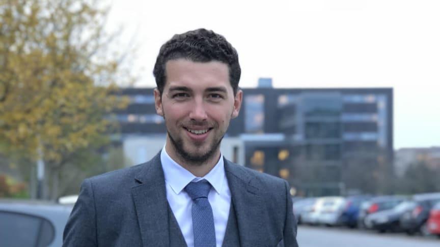 Fynn Monshausen, künftiger Leiter Digitalvertrieb bei der Gothaer