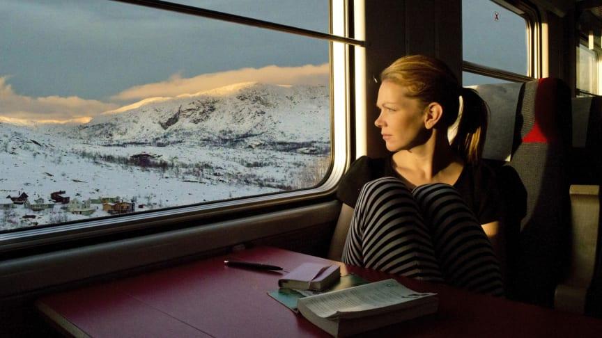 Många svenskar vill till Norrland i jul