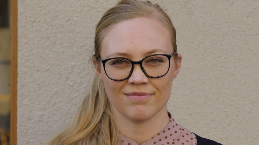 Josephine Stensson, jurist.