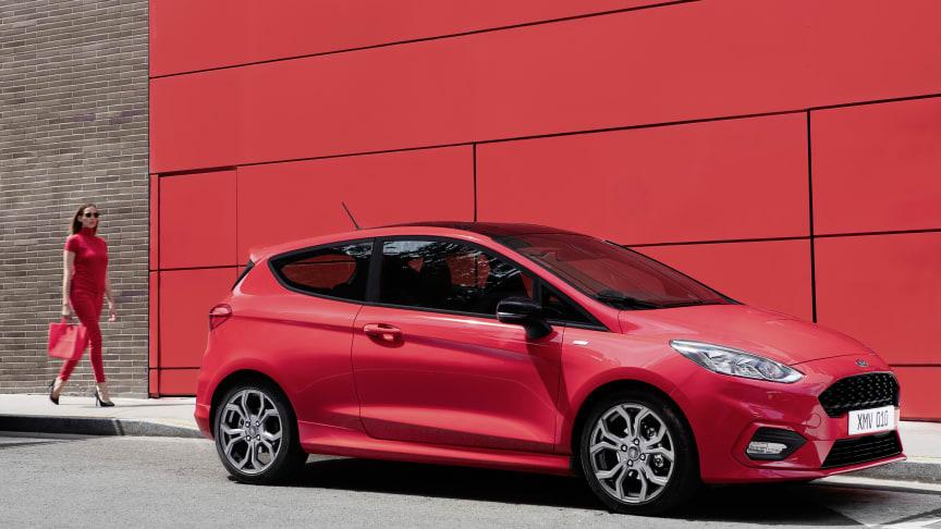 Øker produksjonen av nye Ford Fiesta