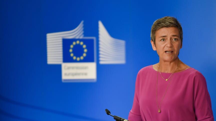 Margrethe Vestager unveiled as keynote speaker for the 2021 Internet Week Denmark Festival