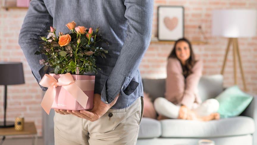 Das perfekte Geschenk zum Valentinstag:  der CUBE Glossy Kiss