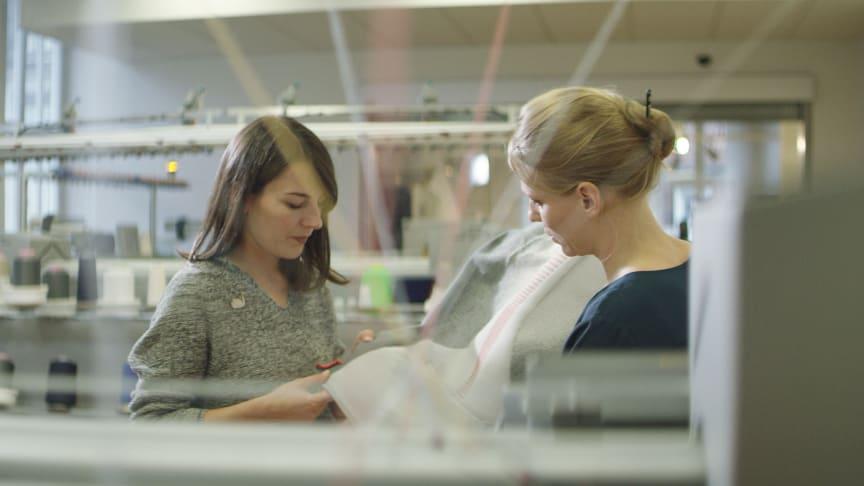 Stroje na 3D pletení mohou používat různé druhy příze