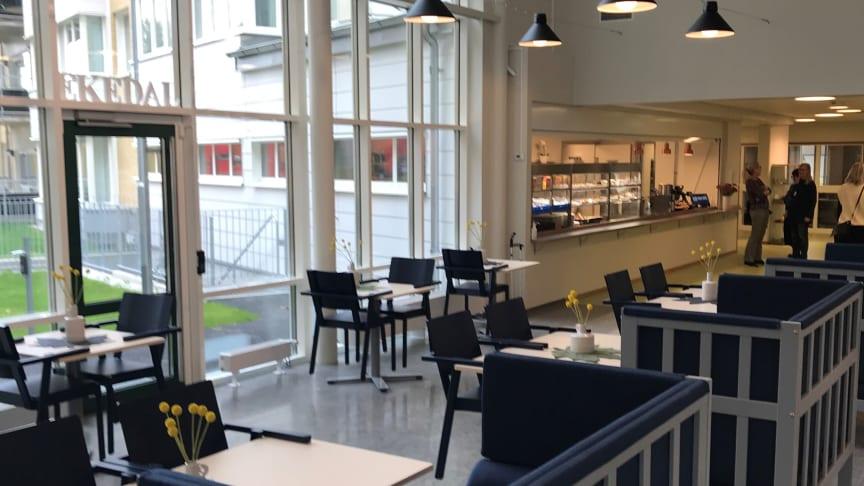 80 nya lägenheter på äldrecentrum Ekedal i Skövde
