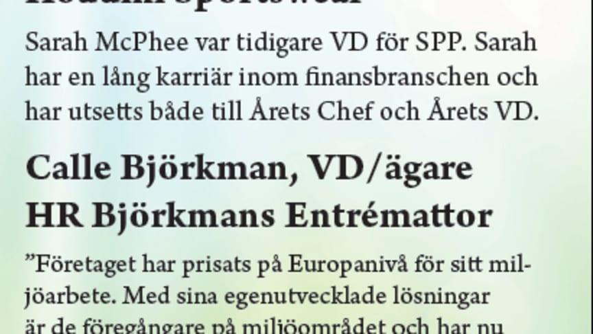 Calle Björkman på Gomorron Kalix