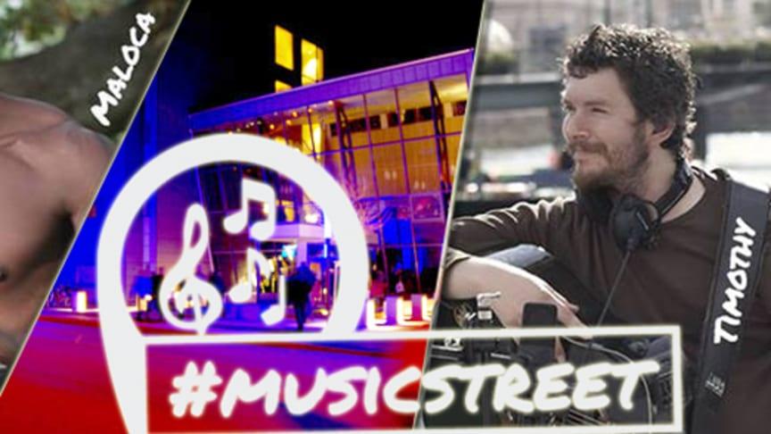 #MusicStreet kan vinna pris på Faktumgalan 2014