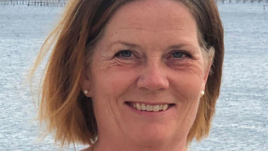 Ny rektor på Realgymnasiet i Halmstad, Viveka Lennse Johansson
