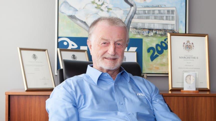 Founder of JYSK Lars Larsen has passed away