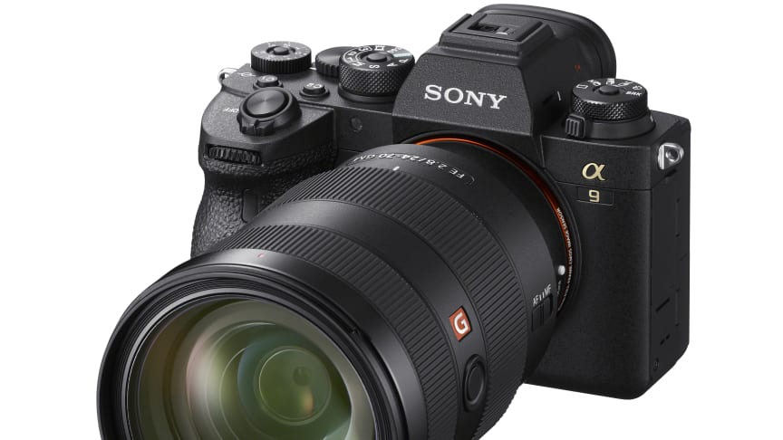 Sony présente ses dernières innovations au Salon de la Photo