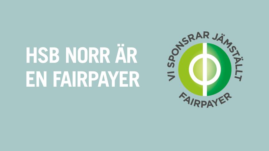 HSB Norr är en FairPayer
