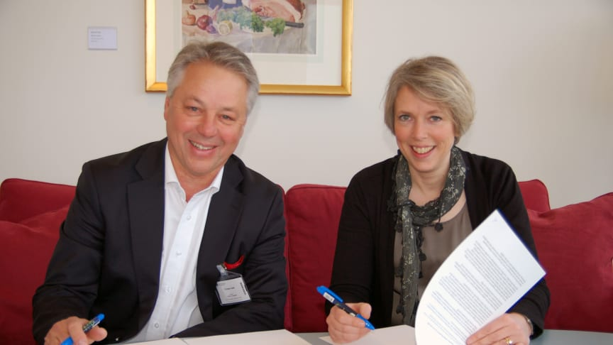 LRF och Martin & Servera i samarbete för att gynna svenskt