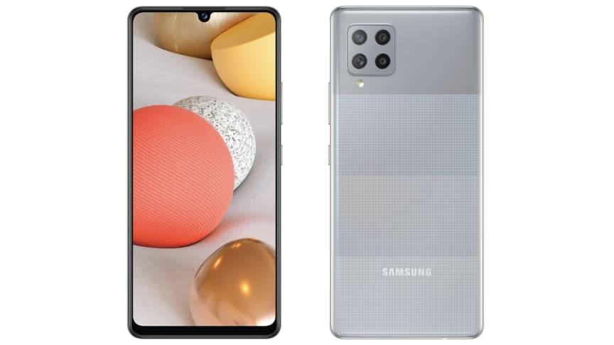 Samsung gjør 5G tilgjengelig for alle med Galaxy A42 5G