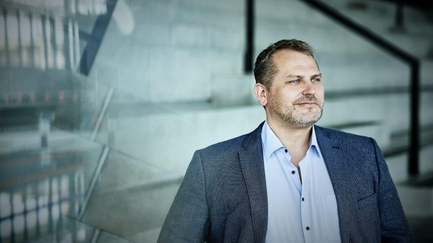 Regional Commercial Director for BMI i Norden og adm. direktør for BMI Danmark, Flemming Adolfsen.