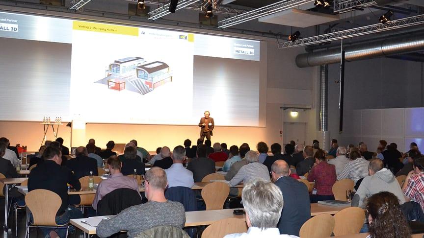 Die Metallbau-Branche trifft sich in diesem Jahr erneut in Würzburg