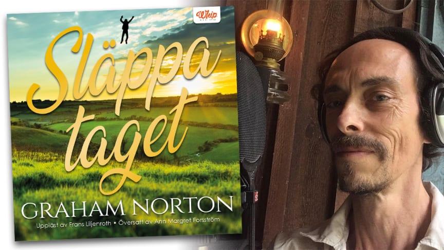 Frans Liljenroth ger röst åt Graham Nortons kritikerrosade debutroman när den kommer ut på svenska i oktober.
