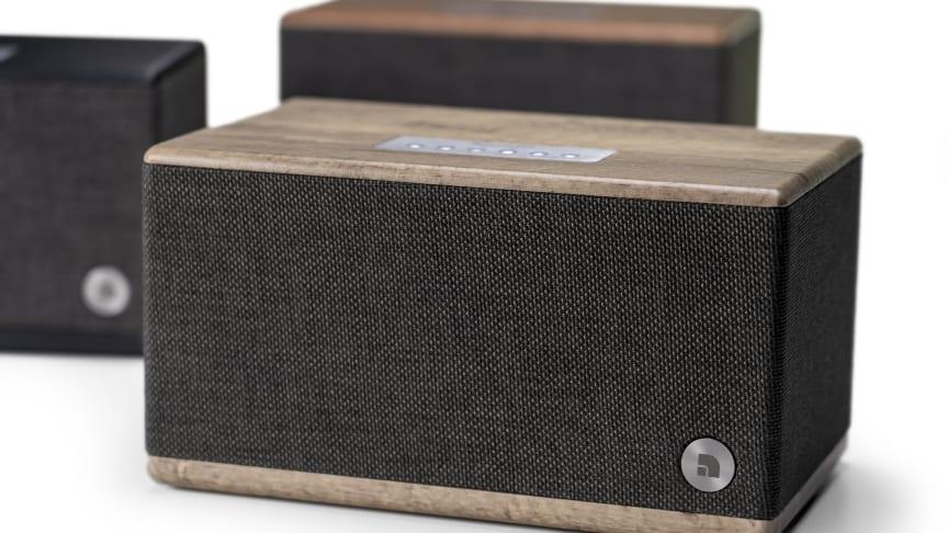 Den trådlösa högtalaren BT5 släpps i tre spännande färger.
