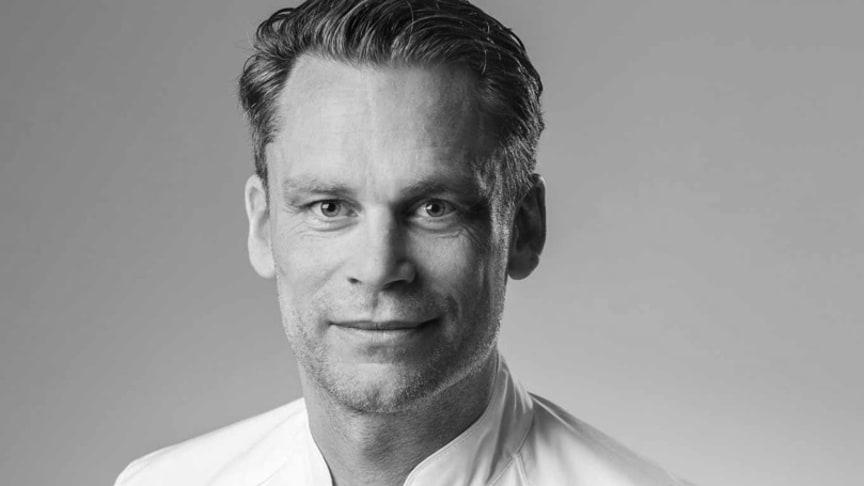 Stefan Eriksson, Årets Kock 2005 är råvaruansvarig för Årets Kock 2020