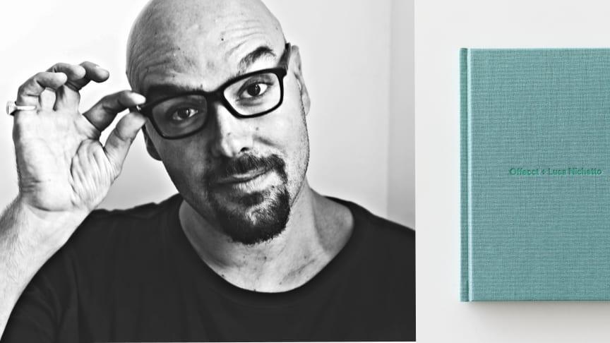 Q&A – 3 frågor om hållbar design med formgivaren Luca Nichetto - aktuell med bordet Phoenix och en bok tillsammans med OFFECCT.