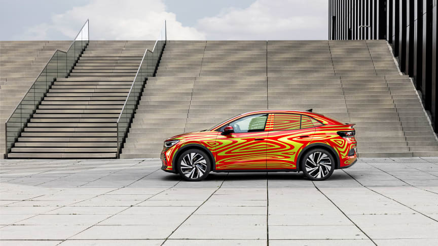 Elegant, atletisk og effektiv: ID.5 GTX SUV-coupé får verdenspremiere på IAA München Motor Show