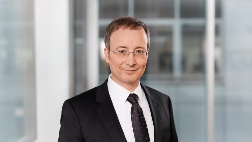 Andreas Hausladen, Geschäftsführer Financial Assets der HANSAINVEST, Investment-Tochter der SIGNAL IDUNA Gruppe. Foto: SIGNAL IDUNA