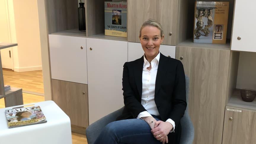 Nu öppnar Verahill sitt första kontor i Göteborg! Annika Wieselgren kommer att leda verksamheten.
