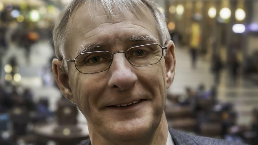 Lars Berge-Kleber, Förbundsordförande Afasiförbundet