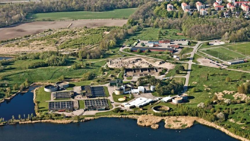 SkyView är ett viktigt verktyg för planering och samverkan vid utvecklingen av Kalmarsundsverket. Foto: Serneke.