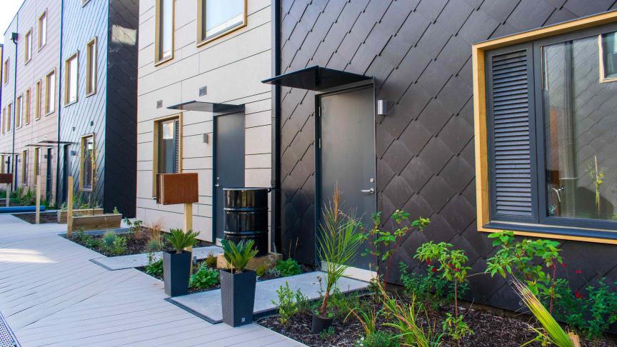 Climate Innovation District vinnare på Housing Design Awards