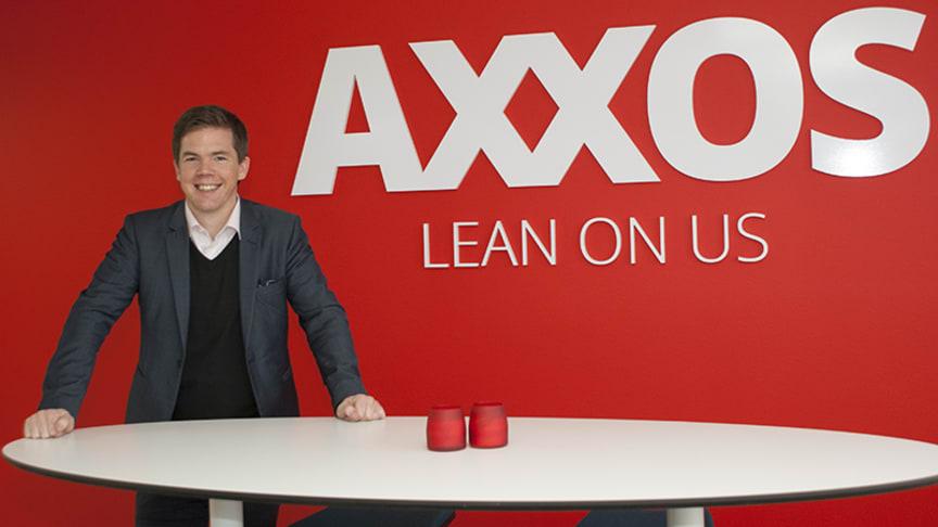 Claes Gunnarsson, Managing Director, AXXOS
