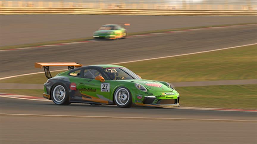 Final i SM virtuell racing powered by Porsche – se det live på sbfplay eller Facebook