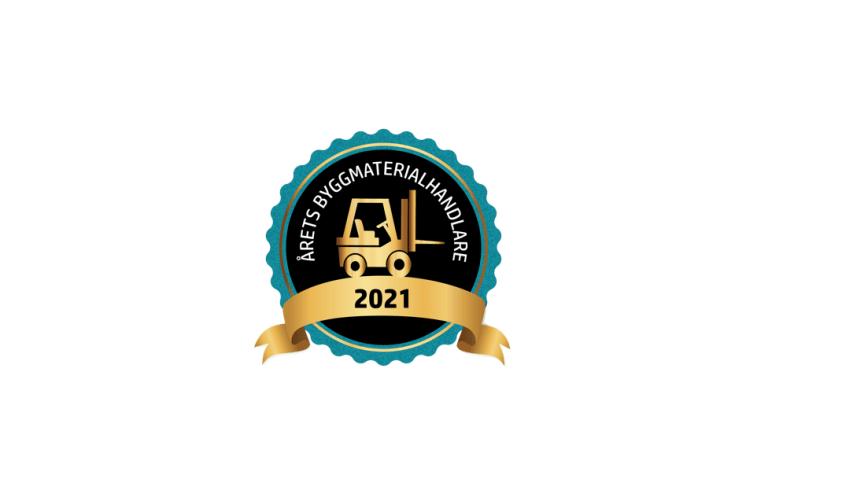 XL-BYGG utsedd till Årets Byggmaterialhandlare 2021 för sitt initiativ XL-Hjälpen