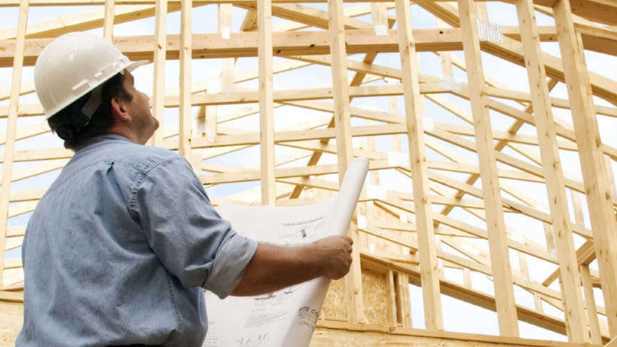 Effektivare byggbransch ger billigare bostäder