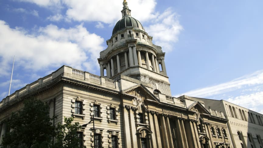 Northumbria academic gives Lecture at world famous Old Bailey