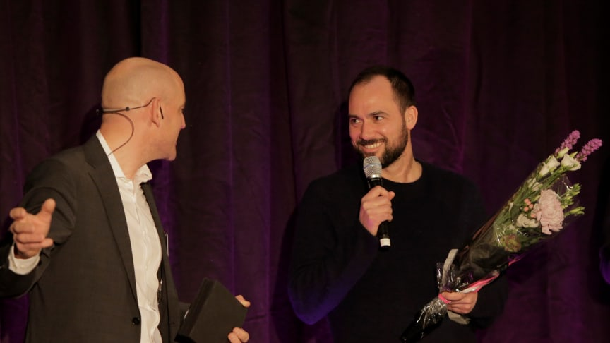 Årets Grundare Öst tilldelas Mikael Schiller, grundare av Acne Studios