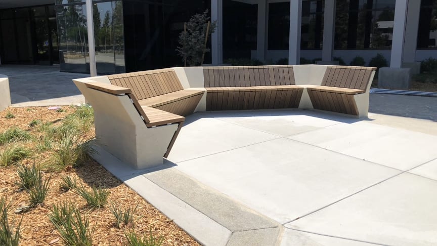 Kebony Rolls Out Inaugural Line Of, Commerical Outdoor Furniture