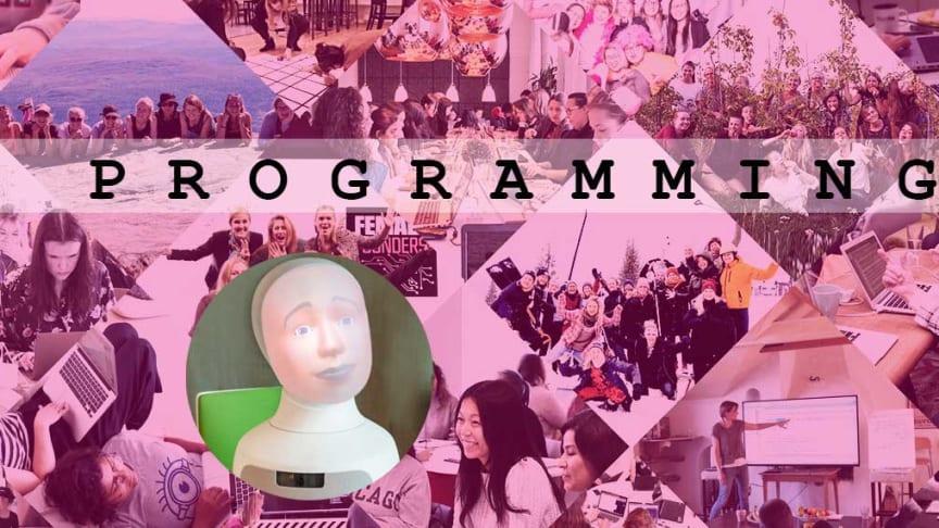 Tengai at Pink Programming Sunday #7