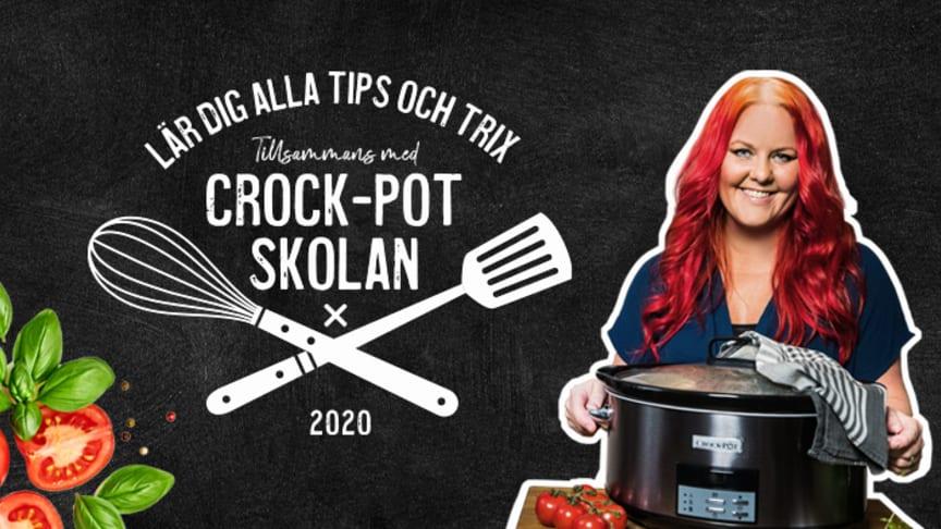 Crock-Pot-skolan för dig som blivit med Crock-Pot!