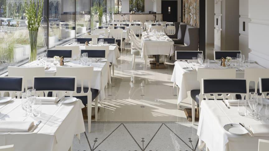 The Grand Hotel Stockholm Unveils Newly Renovated Veranda Restaurant Grand Hotel