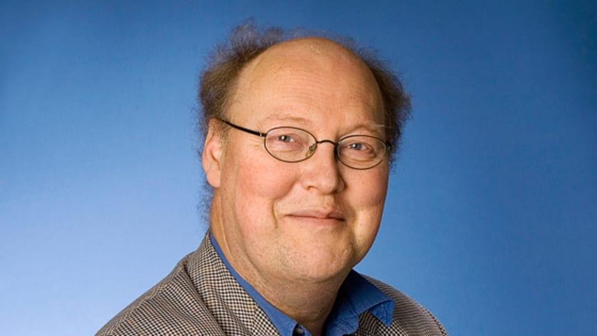 Lars-Erik Edlund, professor, Nordiska språk Foto: Umu