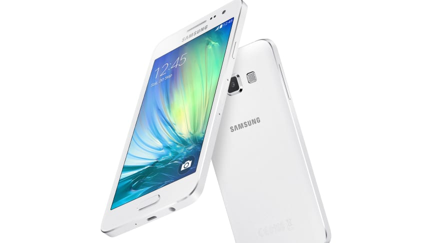Samsungin täysin uusi Galaxy A-sarja pian kaupoissa