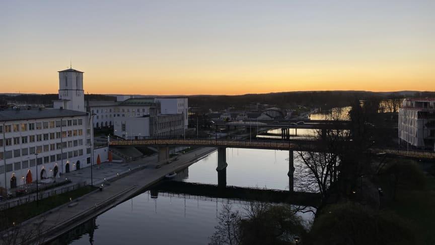 Norconsult skal bistå Bærum kommune med prosjektering av arbeider under bakken i Sandvika sentrum øst. (Foto: Norconsult)